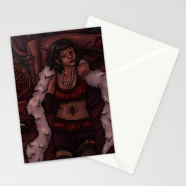 The Poison Eater Stationery Cards