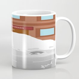 SnowStorm16 Coffee Mug