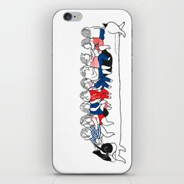 Long Dog iPhone Skin