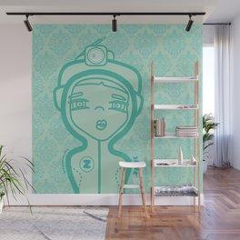 JANE (duvet) Wall Mural