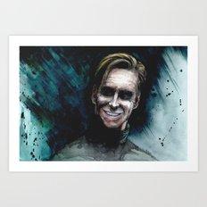 David 8 Art Print