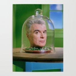 David Byrne Jarhead Poster