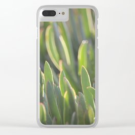 World of Imagination Clear iPhone Case