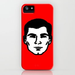Sterling Mallory Archer iPhone Case