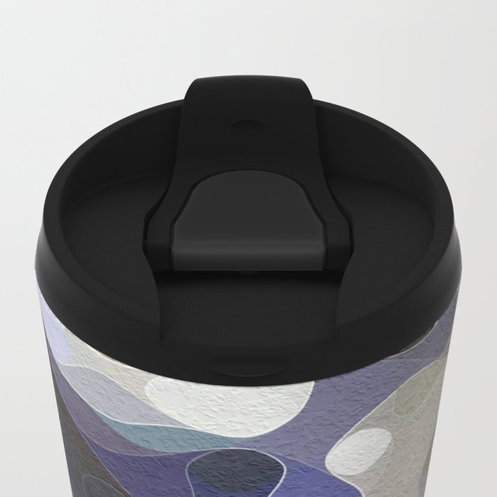 The Shore Metal Travel Mug