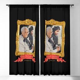 Richard, the beautiful centenary Blackout Curtain