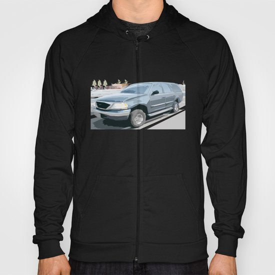 Ford Expedition updated face lift Hoody