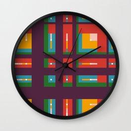 Geometric Shape 06 Wall Clock