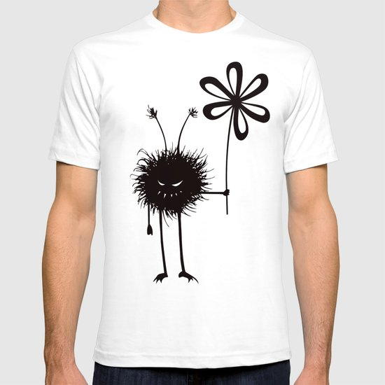Evil Flower Bug T-shirt