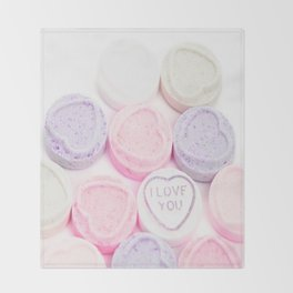 valentine'S day Throw Blanket