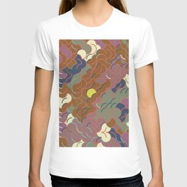 Abstract Geometric Artwork 87 T-shirt