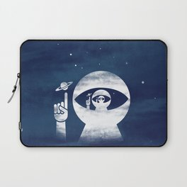 Discover Yourself Laptop Sleeve