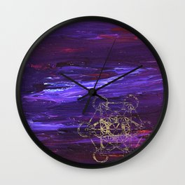 Transported Wall Clock