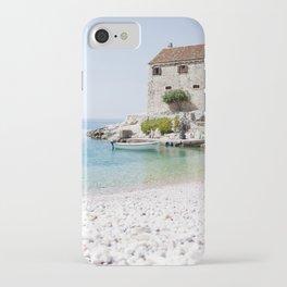 Hvar, Croatia iPhone Case