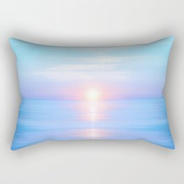 Sea of Love III Rectangular Pillow