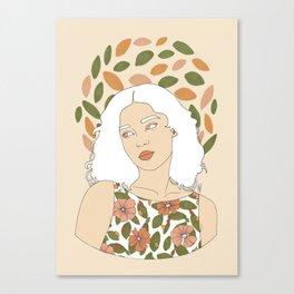 Something New Canvas Print