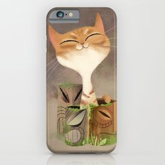 Tiki Kitty Slim Case iPhone 6s