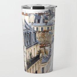 Paris Street Travel Mug