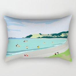 Kawakawa Bay Rectangular Pillow