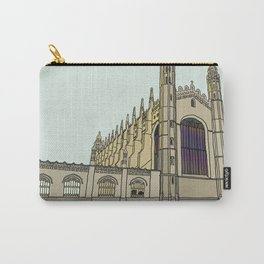 Cambridge stuggles: King's Carry-All Pouch