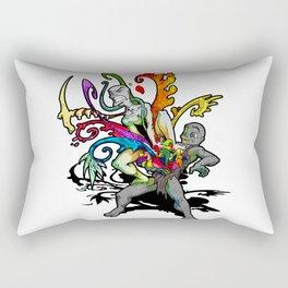 The Creativity Inside Rectangular Pillow