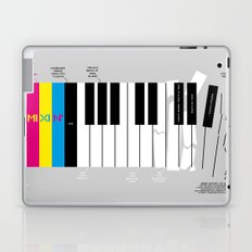 Brief History of Music Laptop & iPad Skin