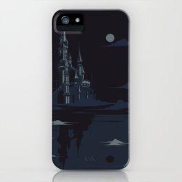 Castle of Desolation  iPhone Case