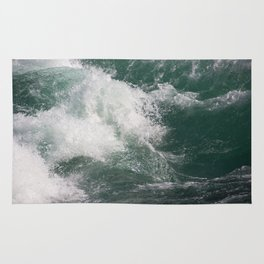 Wave Close Up Photography | Seascape | Ocean Rug