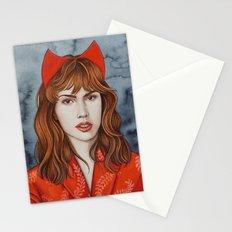 Super Gurls - 02 Stationery Cards