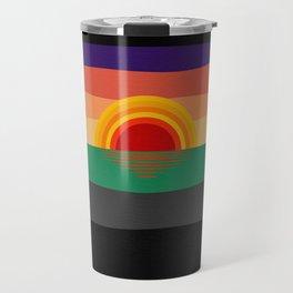 Desert Beach Travel Mug