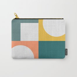 Modern Geometric 53 Carry-All Pouch