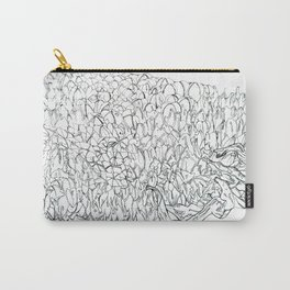 Sunflower Sharpie Carry-All Pouch
