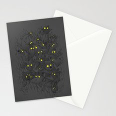 Night Safari Stationery Cards