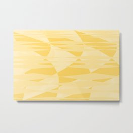 Patterns (no poem) for How can I paint? Metal Print