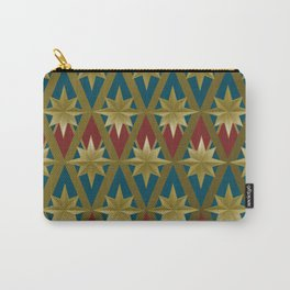 Gold Stars of a Hero Carry-All Pouch