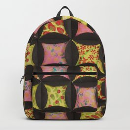 quilting windows Backpack