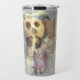 fairys kawaii vegan squad Travel Mug