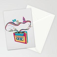 Major Tom(Space Oddity) Stationery Cards