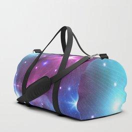 Fantasy Space Glow Duffle Bag