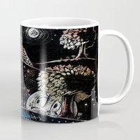 fairy tale Mugs featuring Fairy Tale by MYRiPA