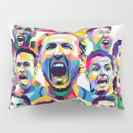 The Stars of World Cup 2018 Pillow Sham