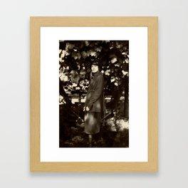 Under the Ivy Framed Art Print