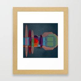 JETSON'S BELT 07 Framed Art Print