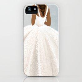 Black Girl Magic 2 iPhone Case