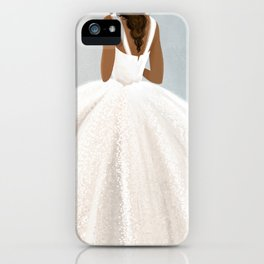 Black Girl Magic 2 iPhone Case