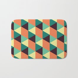 Fall Illusions Bath Mat