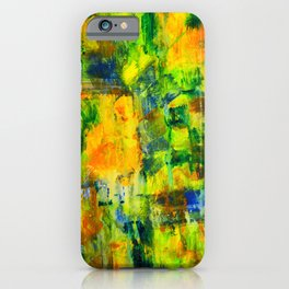 slow crawl to safety iPhone Case