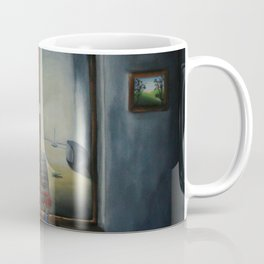 Light from the other side Coffee Mug