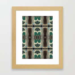 Runwayz for Dayz Framed Art Print