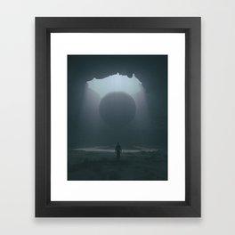 LIFTED (everyday 02.03.17) Framed Art Print